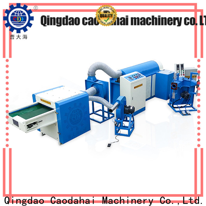 Caodahai cost-effective ball fiber making machine inquire now for production line