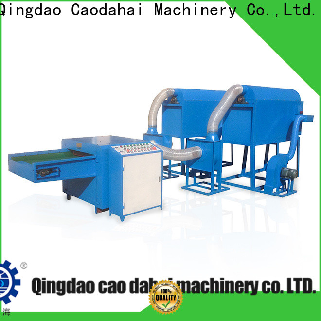 Caodahai cost-effective ball fiber stuffing machine inquire now for plant