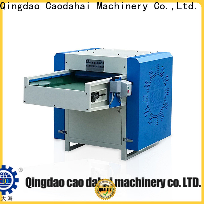 Caodahai cotton carding machine with good price for manufacturing