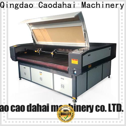 Caodahai practical fiber laser cutting machine manufacturer for work shop