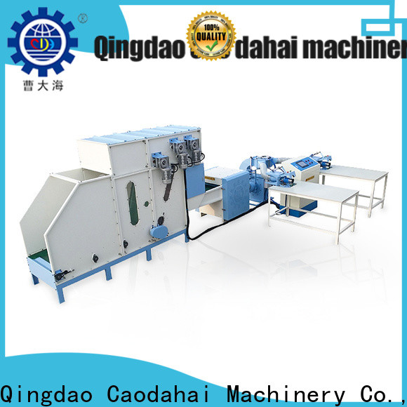 Caodahai quality pillow filling machine personalized for work shop