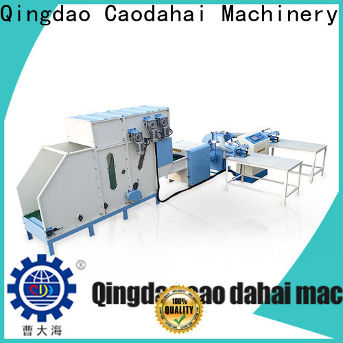 Caodahai fiber opening and pillow filling machine factory price for production line
