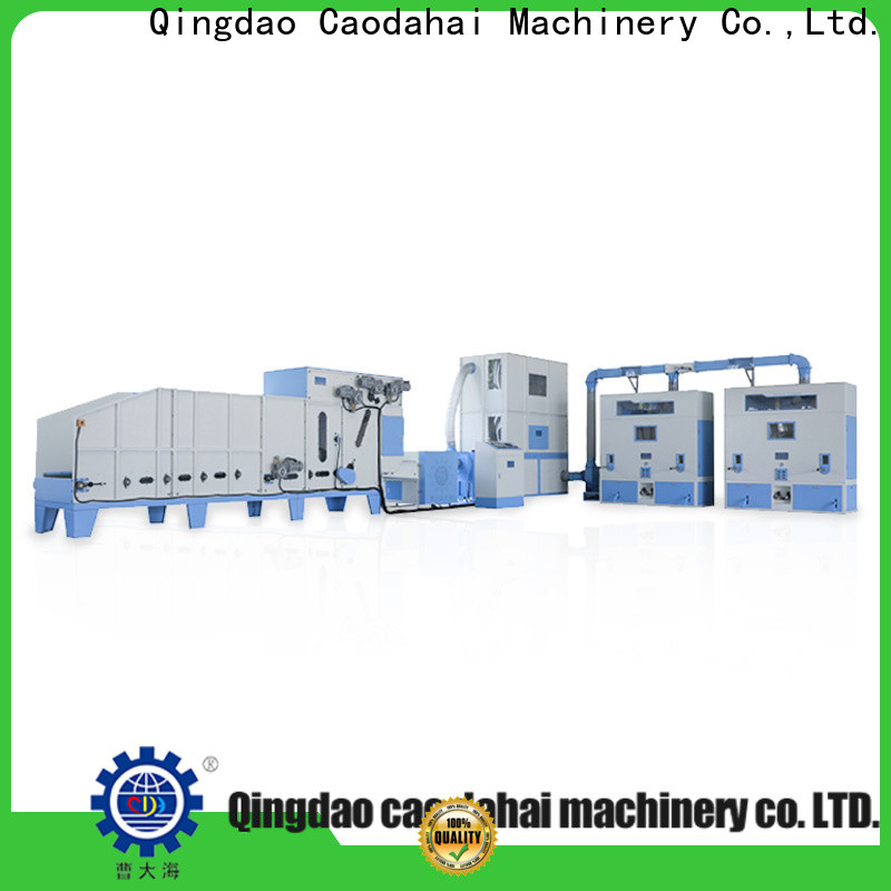 Caodahai certificated teddy bear stuffing machine supplier for manufacturing
