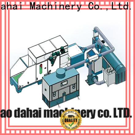 Caodahai ball fiber stuffing machine design for work shop