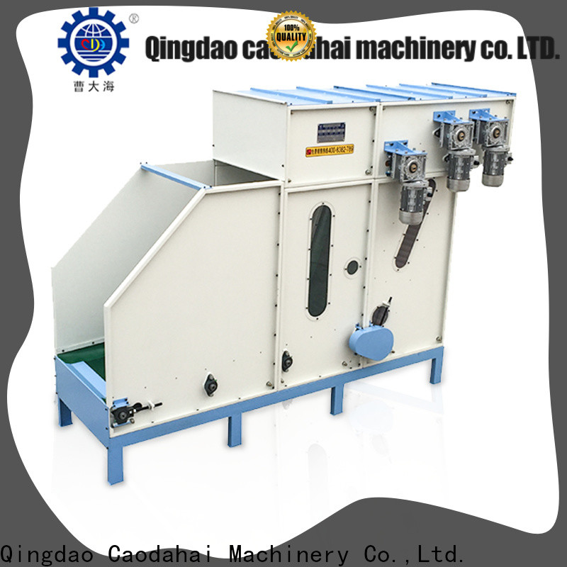Caodahai practical bale opener machine series for commercial