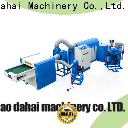 cost-effective fiber ball pillow filling machine with good price for plant