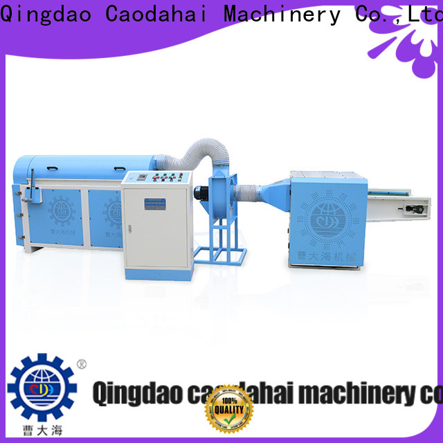 Caodahai pearl ball pillow filling machine factory for business