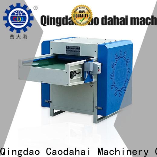 Caodahai efficient cotton carding machine design for industrial