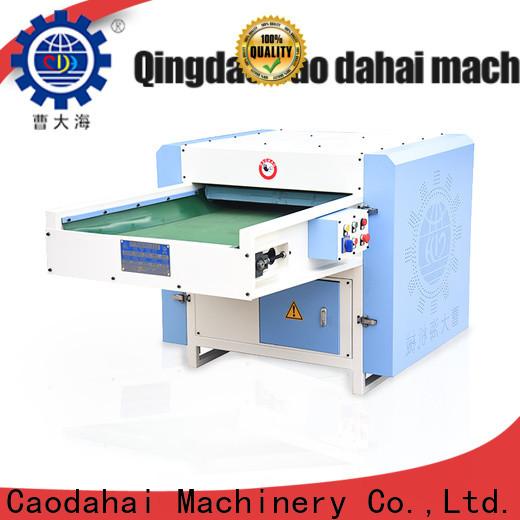 Caodahai carding fiber carding machine design for manufacturing