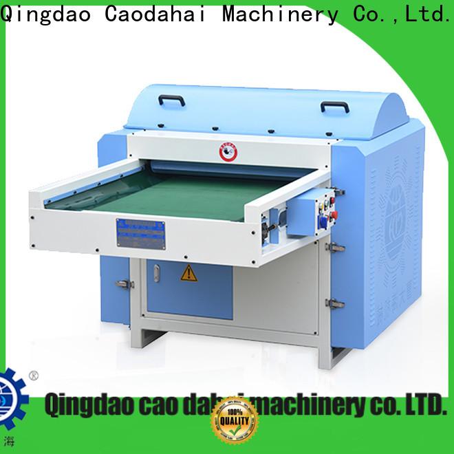 top quality fiber carding machine design for commercial