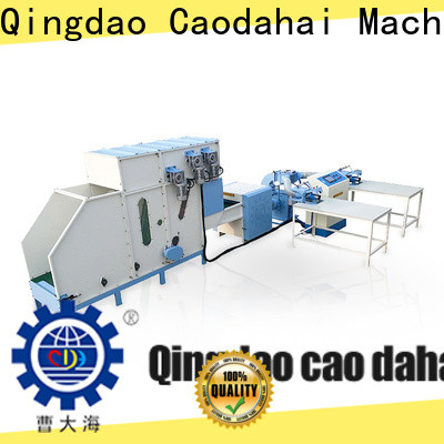 stable pillow filling machine wholesale for work shop