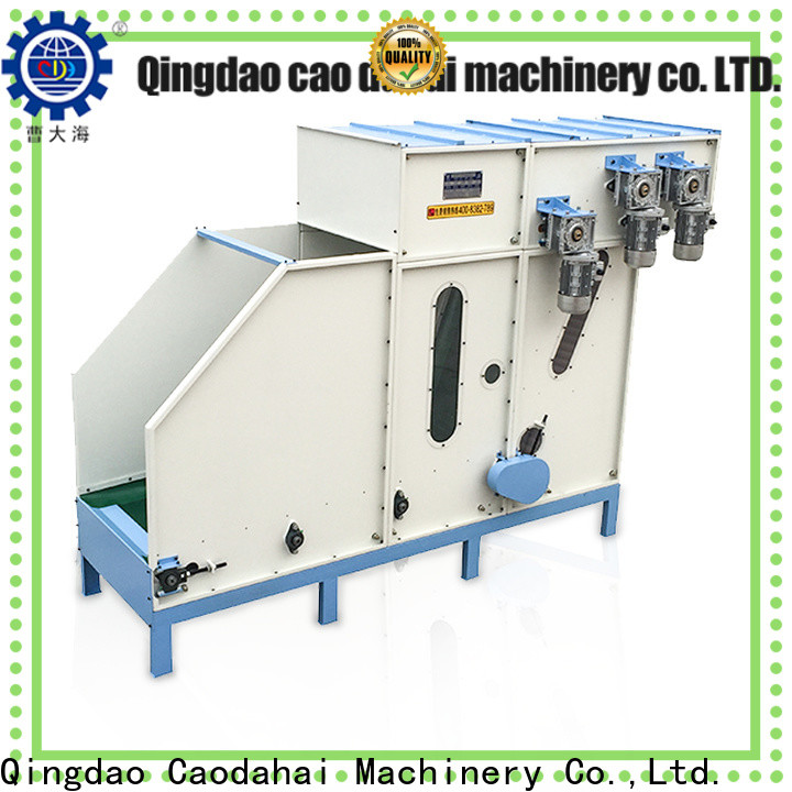 Caodahai durable bale opening and feeding machine from China for industrial