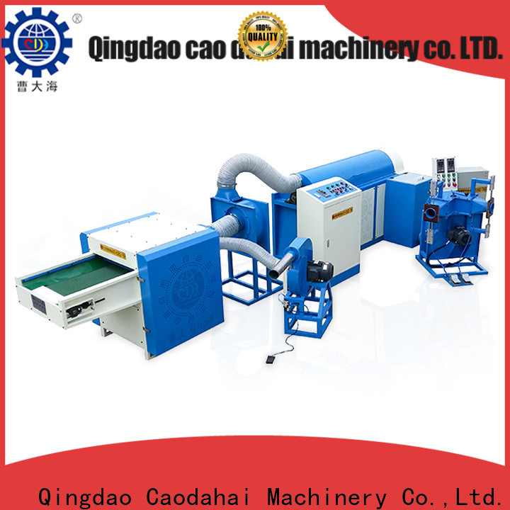 automatic fiber ball pillow filling machine with good price for plant