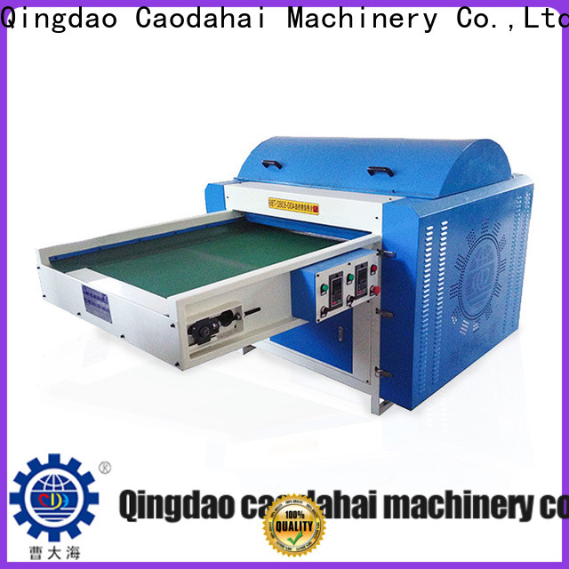 Caodahai approved polyester opening machine design for industrial
