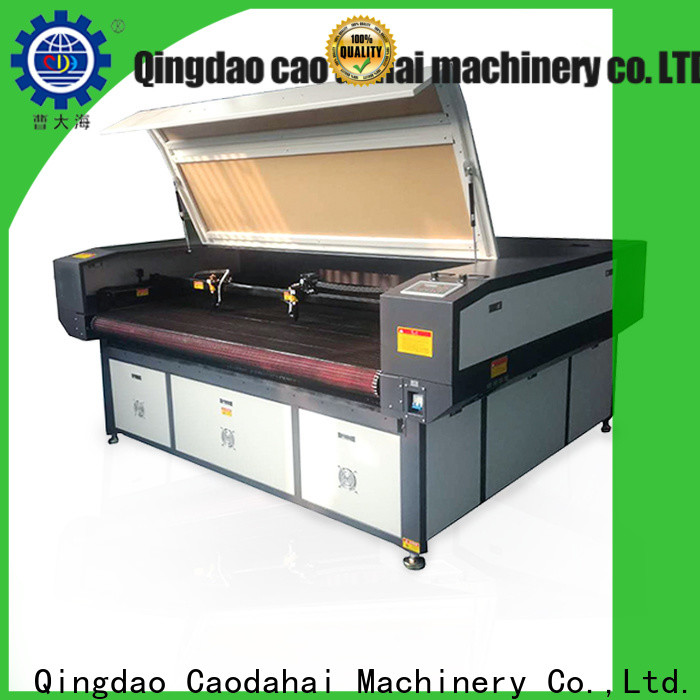 durable laser cutting machine manufacturer for soft toy