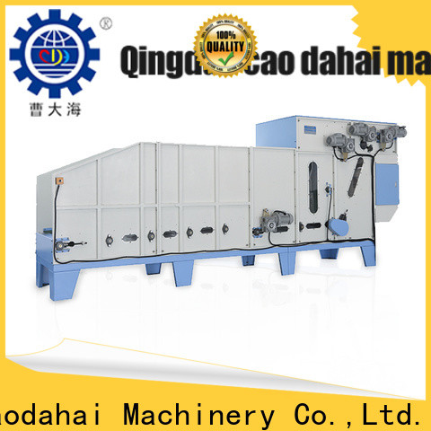 Caodahai bale opening and feeding machine manufacturer for commercial