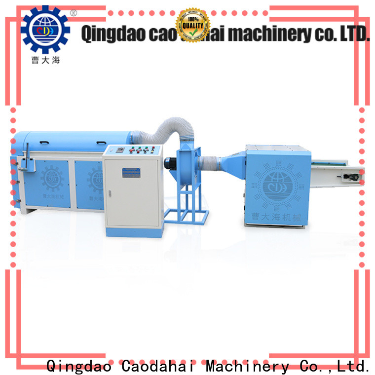 top quality pearl ball pillow filling machine factory for work shop
