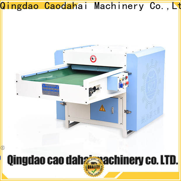 Caodahai approved cotton carding machine with good price for manufacturing