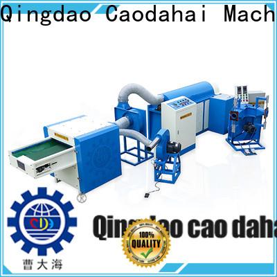 Caodahai efficient ball fiber filling machine factory for plant