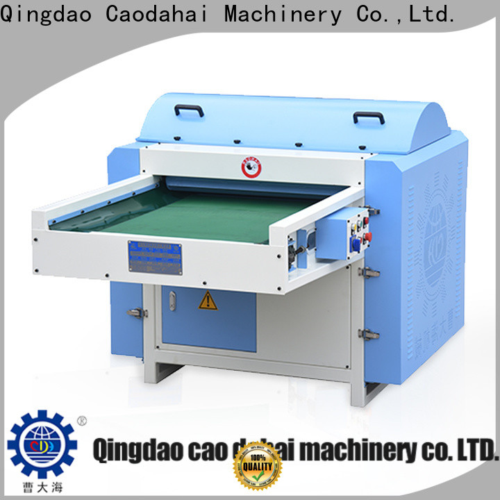 Caodahai top quality cotton carding machine factory for industrial