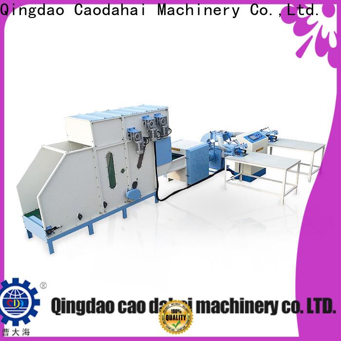 Caodahai pillow making machine supplier for plant