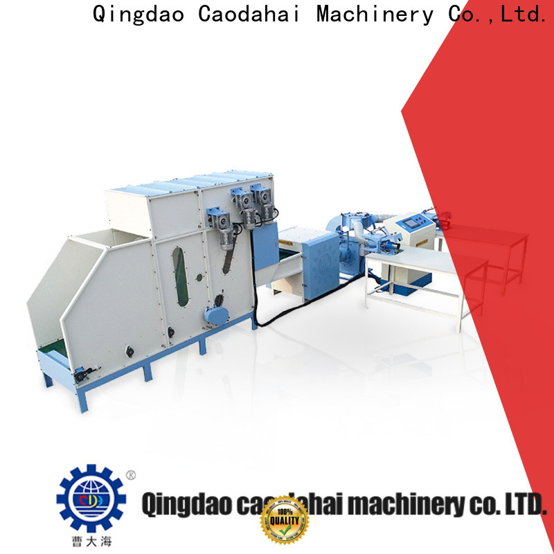 Caodahai stable pillow filling machine price personalized for work shop