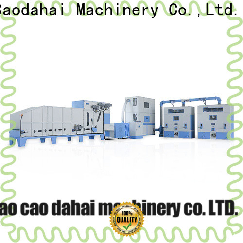 Caodahai productive soft toy making machine price wholesale for commercial