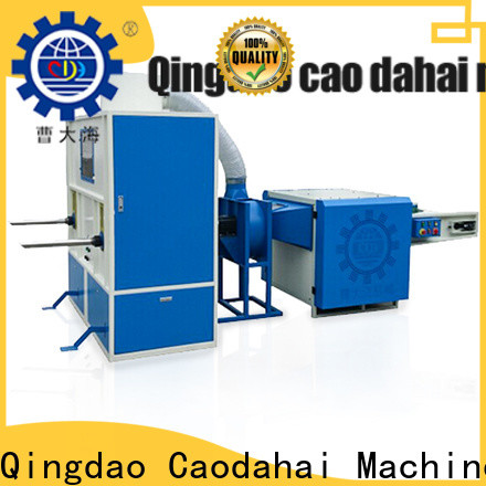 Caodahai quality teddy bear stuffing machine personalized for manufacturing
