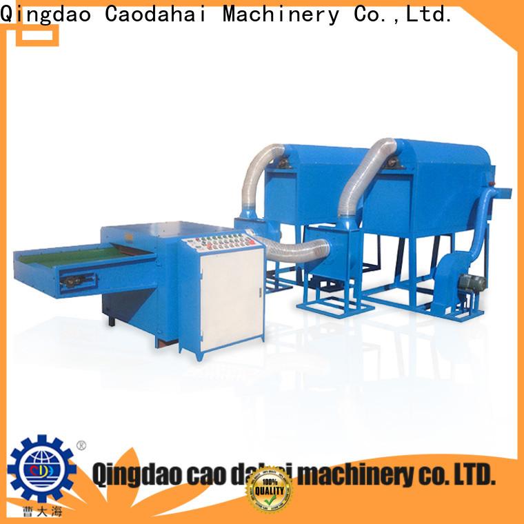 Caodahai cost-effective ball fiber making machine design for business