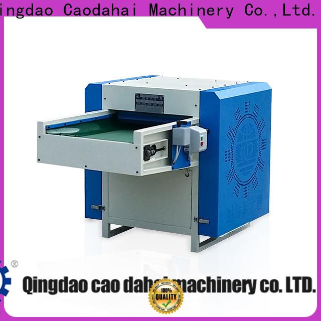 Caodahai top quality fiber carding machine design for commercial