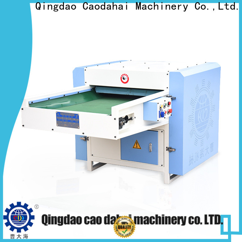 Caodahai carding fiber opening machine manufacturers with good price for manufacturing