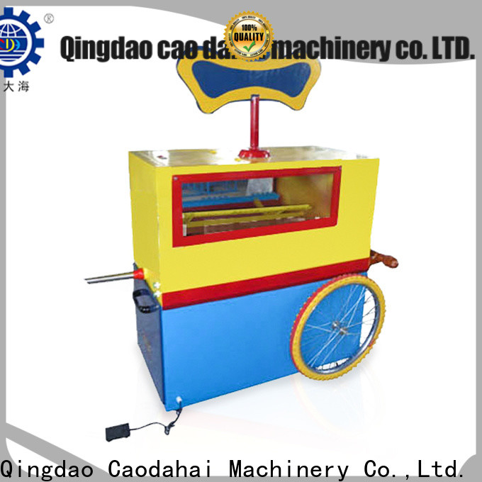 Caodahai professional soft toy making machine price supplier for manufacturing