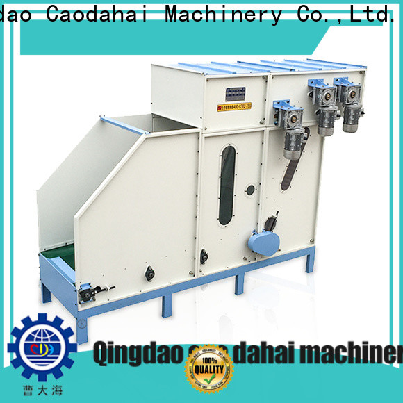 Caodahai bale opening machine customized for commercial