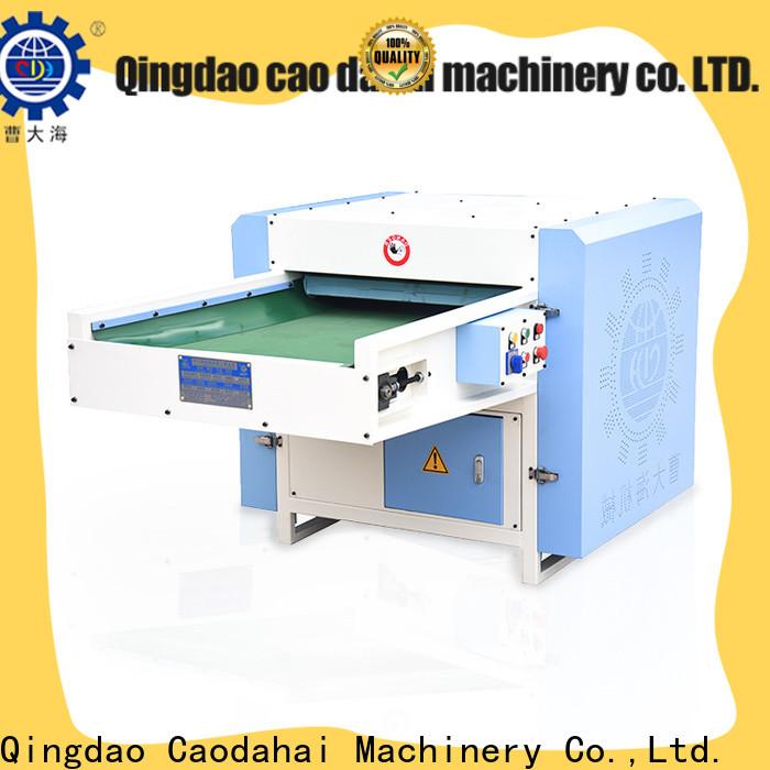 efficient polyester fiber opening machine design for industrial