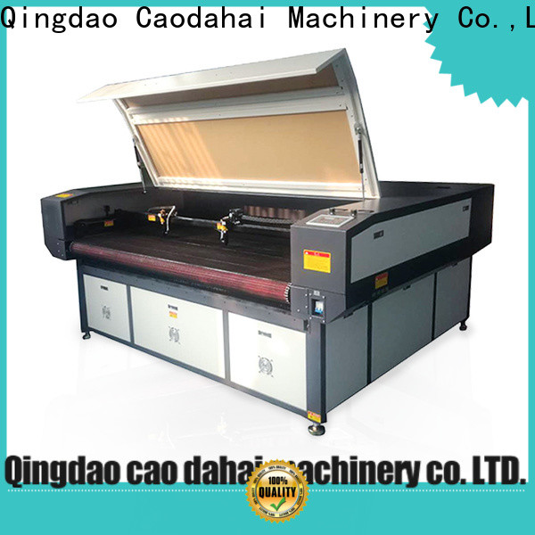 Caodahai cnc laser cutting machine customized for plant