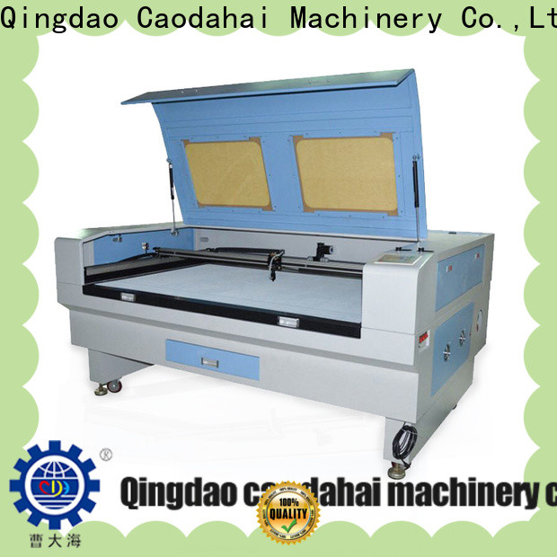 Caodahai fabric laser cutting machine series for plant