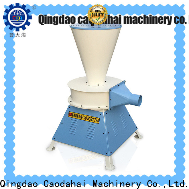 certificated foam crushing machine personalized for business