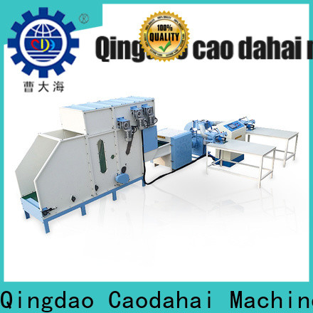 stable pillow filling machine supplier for work shop