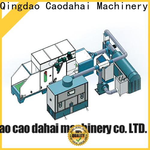 Caodahai efficient ball fiber stuffing machine design for production line