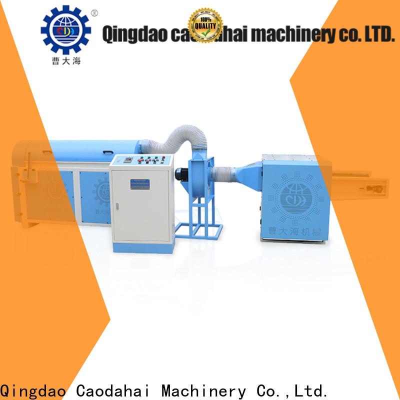 Caodahai fiber ball machine design for plant
