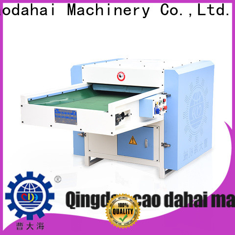 Caodahai fiber carding machine design for industrial