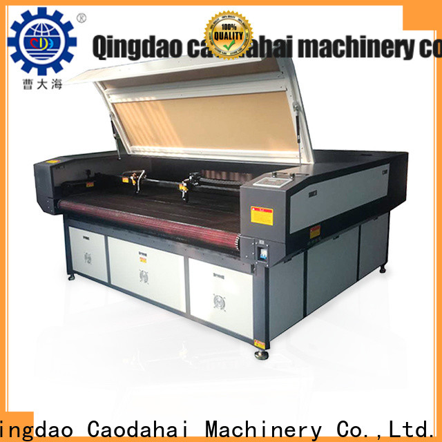 Caodahai practical laser cutting machine from China for work shop