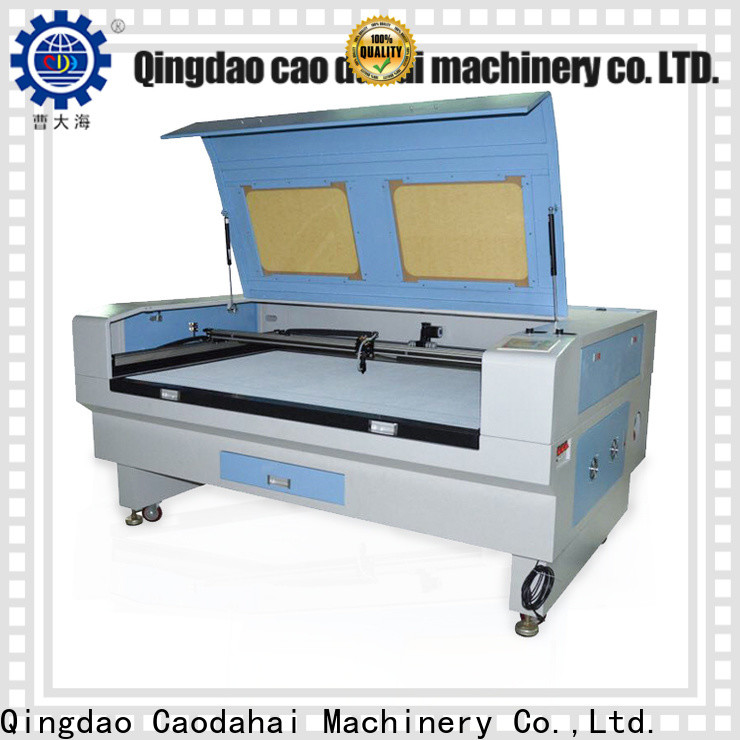 Caodahai cnc laser cutting machine customized for business