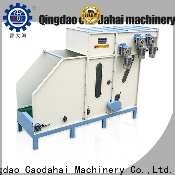 Caodahai quality bale opening machine from China for commercial