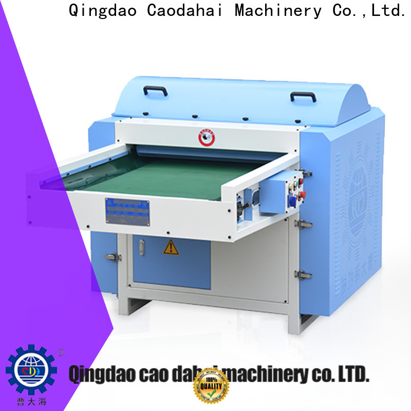 Caodahai efficient fiber opening machine manufacturers factory for commercial