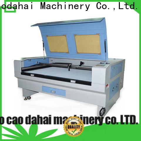 Caodahai co2 laser cutting machine manufacturer for business
