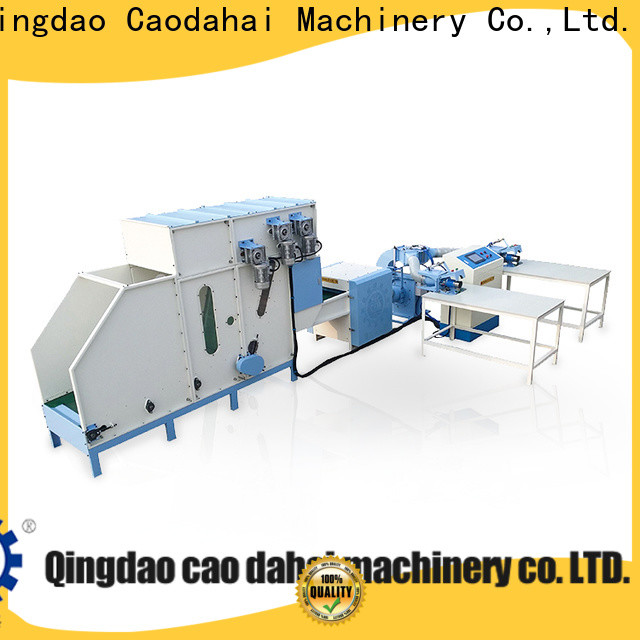 Caodahai sturdy pillow making machine factory price for production line