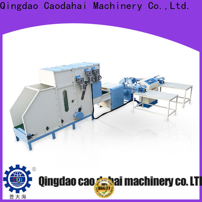 quality automatic pillow filling machine personalized for production line