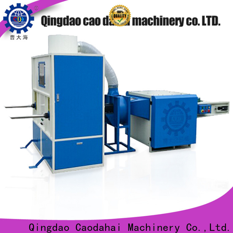 Caodahai sturdy animal stuffing machine personalized for commercial