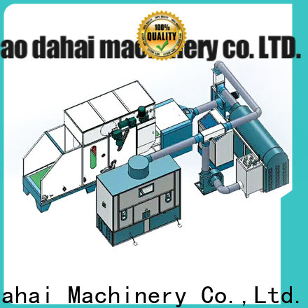 Caodahai cost-effective fiber ball pillow filling machine inquire now for plant